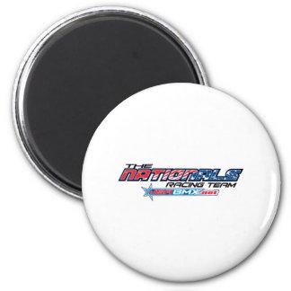 The Nationals Bmx Team Gear 6 Cm Round Magnet