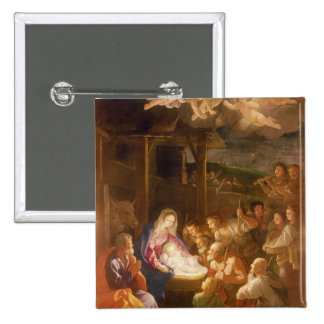 The Nativity at Night, 1640 Buttons