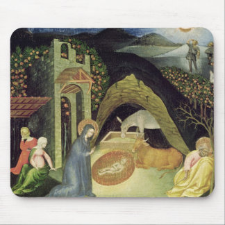 The Nativity Mouse Mat