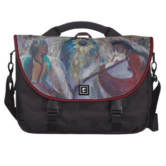 The Nativity of Angels Computer Bag