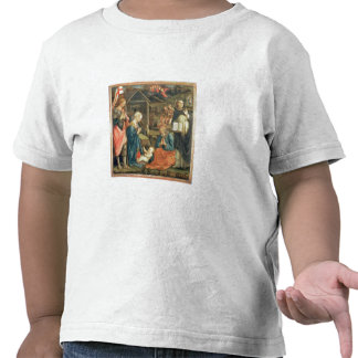 The Nativity with SS Michael and Dominic 1470 t Tees