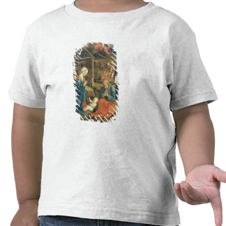 The Nativity with SS. Michael and Dominic, 1470 (t Shirt