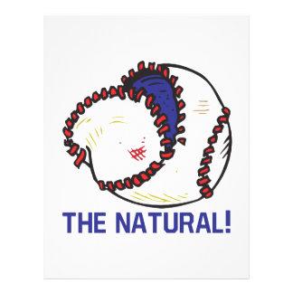 The Natural Custom Flyer