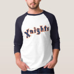 The Natural Roy Hobbs New York Knights Jersey T Shirts