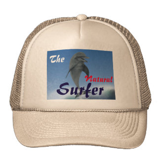 The Natural surfer Mesh Hat