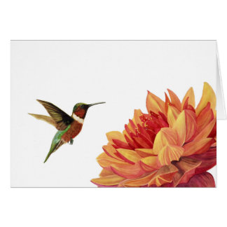 The Naturalist Greeting Card