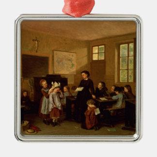 The naughty school children christmas ornament
