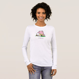 The Neat Pig Long Sleeve T-Shirt