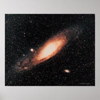 The Nebula of Andromeda Poster