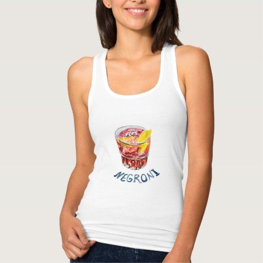 The Negroni Tank Top
