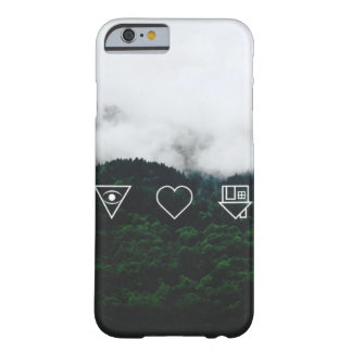 The neigbourhood barely there iPhone 6 case