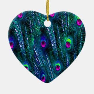 The Neon Eye Christmas Ornament