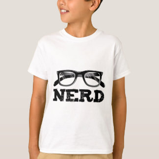 The Nerd or The Nerds T-Shirt