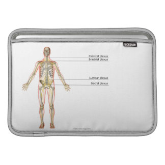 The Nervous System 2 MacBook Air Sleeve