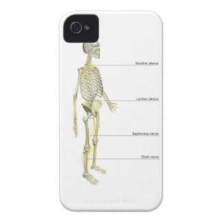 The Nervous System iPhone 4 Case-Mate Case