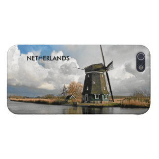 THE NETHERLANDS CASE FOR iPhone 5/5S