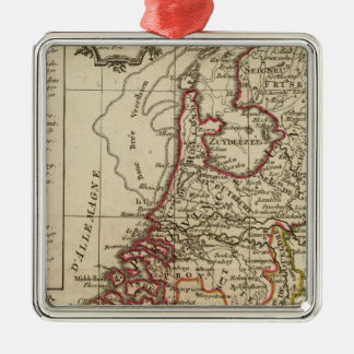 The Netherlands Christmas Ornament