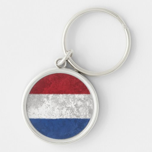 the Netherlands Key Chains