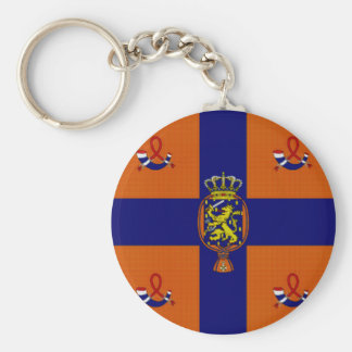 The Netherlands Royal Standard Key Chain