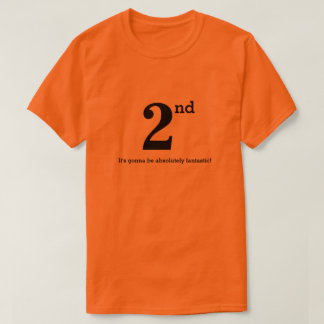 The Netherlands second' T-Shirt