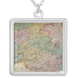 The Netherlands Silver Plated Necklace