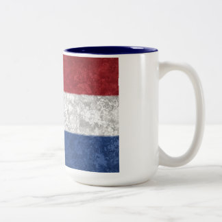 the Netherlands Two-Tone Mug
