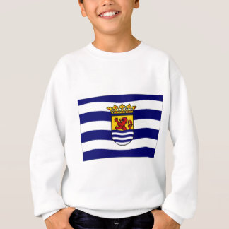The Netherlands Zeeland Flag Sweatshirt