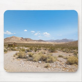The Nevada Desert Mouse Mat