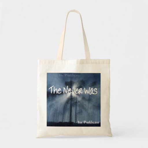 The Never Was Tote Tote Bags