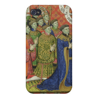 The Neville family at prayer iPhone 4 Covers