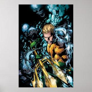 The New 52 - Aquaman #1 Poster