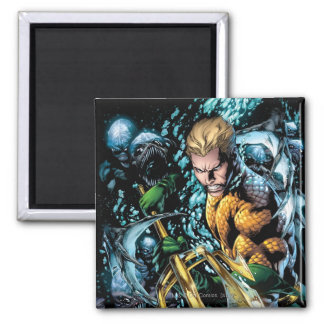 The New 52 - Aquaman #1 Square Magnet