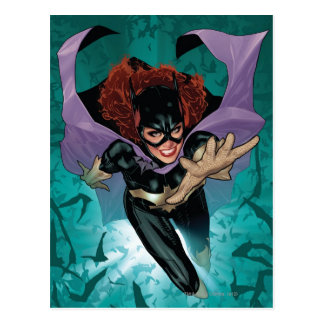The New 52 - Batgirl #1 Postcard