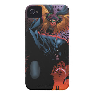 The New 52 - Batman and Robin #1 iPhone 4 Case