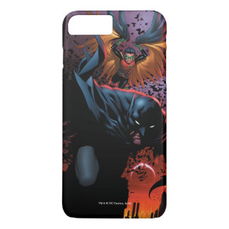 The New 52 - Batman and Robin #1 iPhone 8 Plus/7 Plus Case