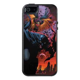 The New 52 - Batman and Robin #1 OtterBox iPhone 5/5s/SE Case