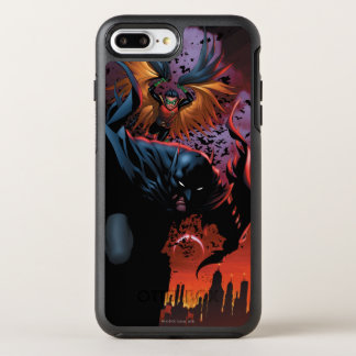The New 52 - Batman and Robin #1 OtterBox Symmetry iPhone 8 Plus/7 Plus Case