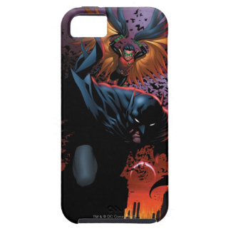 The New 52 - Batman and Robin #1 Tough iPhone 5 Case