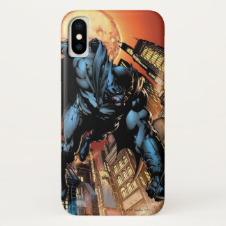 The New 52 - Batman: The Dark Knight #1 iPhone X Case