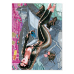 The New 52 - Catwoman #1 Postcard