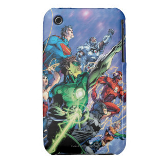 The New 52 Cover #1 3rd Print iPhone 3 Case
