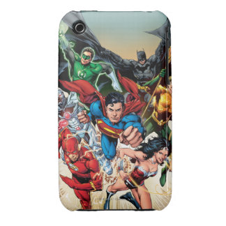 The New 52 Cover #1 4th Print Case-Mate iPhone 3 Case