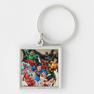 The New 52 Cover #1 4th Print Key Ring