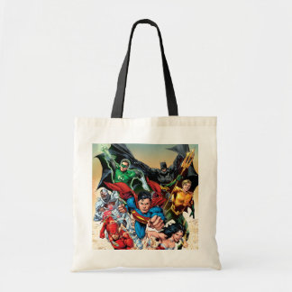 The New 52 Cover #1 4th Print Tote Bag