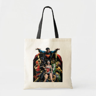 The New 52 Cover #1 Finch Variant Budget Tote Bag
