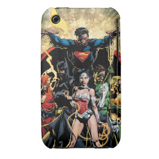 The New 52 Cover #1 Finch Variant Case-Mate iPhone 3 Cases