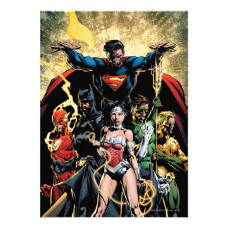 The New 52 Cover 1 Finch Variant Invitations