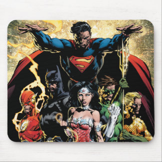 The New 52 Cover #1 Finch Variant Mouse Mat