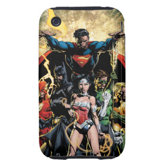 The New 52 Cover #1 Finch Variant Tough iPhone 3 Case