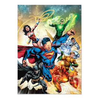 The New 52 Cover #2 Card